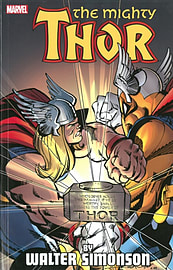 Thor by Walter Simonson - Volume 1 (Thor (Graphic Novels)) (Paperback)Books