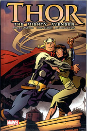 Thor the Mighty Avenger Vol. 1 (Paperback)Books