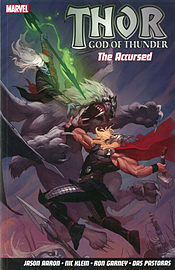 Thor God of Thunder Volume 3: Once Upon a Time in Midgard (Paperback)Books