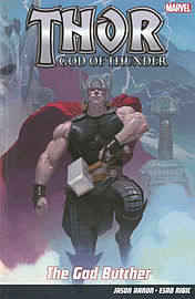 Thor: God of Thunder (Paperback)Books