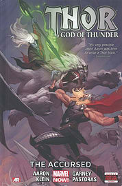 Thor: God of Thunder Volume 3: The Accursed (Marvel Now) (Hardcover)Books