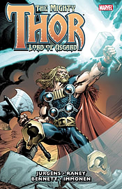 Thor: Lord of Asgard (Mighty Thor) (Paperback)Books