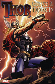 Thor: Wolves of the North (Thor (Marvel Paperback)) (Paperback)Books