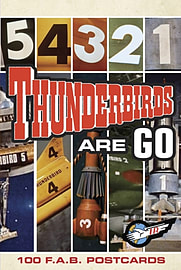 Thunderbirds: 100 F.A.B. Postcards (Classic Comics Postcard Collection) (Card Book)Books