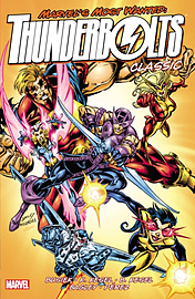 Thunderbolts Classic - Vol. 3 (Paperback)Books