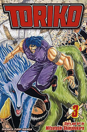 Toriko Vol 3 (Paperback)Books