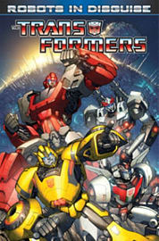 Transformers: Robots in Disguise Volume 1 (Transformers (Idw)) (Paperback)Books