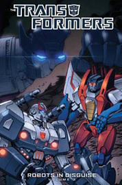 Transformers: Robots In Disguise Volume 3 (Paperback)Books