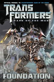 Transformers: Dark of the Moon: Foundation TP (Transformers (Idw)) (Paperback)Books
