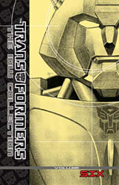 Transformers: The IDW Collection Volume 6 (Hardcover)Books
