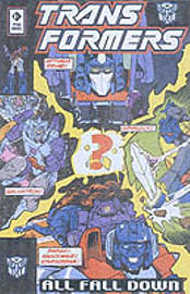 Transformers, Vol. 13: All Fall Down (Paperback)Books