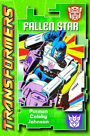 Transformers: Fallen Star (Paperback)Books