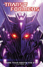 Transformers: More Than Meets The Eye Volume 2 (Transformers (Idw)) (Paperback)Books