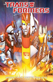 Transformers: More Than Meets The Eye Volume 3 (Paperback)Books