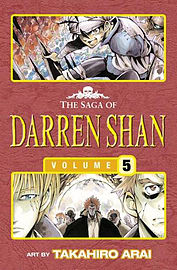 Trials of Death (The Saga of Darren Shan, Book 5) (Paperback)Books