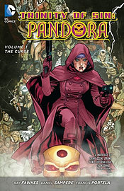 Trinity of Sin: Pandora Volume 1 TP (The New 52) (Paperback)Books