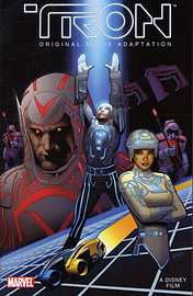 Tron: Movie Adaptation (Paperback)Books