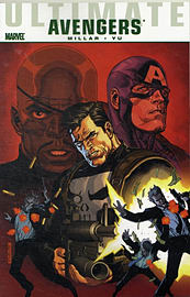 Ultimate Comics Avengers: Crime and Punishment (Ultimate Comics Avengers (Quality Paper)) (PaperbackBooks