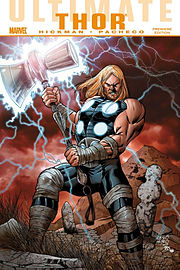 Ultimate Comics Thor (Hardcover)Books