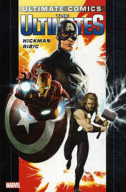 Ultimate Comics Ultimates By Jonathan Hickman Vol. 1 (Hardcover)Books