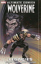 Ultimate Comics Wolverine: Legacies (Paperback)Books