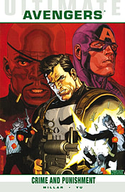Ultimate Comics: Avengers 2 Crime and Punishment (Paperback)Books