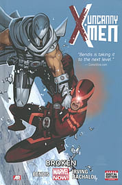 Uncanny X-Men - Volume 2: Broken (Marvel Now) (Uncanny X-Men (Marvel)) (Hardcover)Books