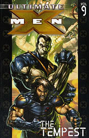 ULTIMATE X-MEN VOL.9: THE TEMPESTBooks