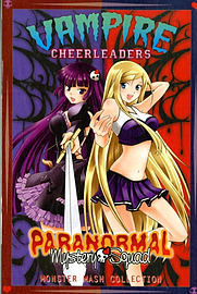 Vampire Cheerleaders/Paranormal Mystery Squad Monster Mash Collection 1 (Paperback)Books
