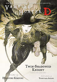 Vampire Hunter D Volume 13: Twin-Shadowed Knight Parts One And Two (Paperback)Books