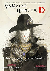 Vampire Hunter D Volume 7: Mysterious Journey to the North Sea, Part One: Mysterious Journey to theBooks