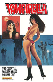 Vampirella The Best of the Warren Years TP (Paperback)Books