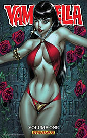 Vampirella Volume 1: Crown of Worms TP (Vampirella (Dynamite)) (Paperback)Books