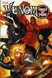 Venom: Circle of Four (Hardcover)Books