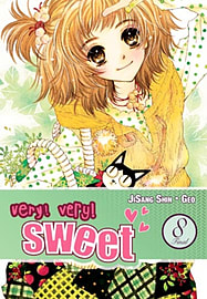 Very! Very! Sweet: Vol 8 (Paperback)Books