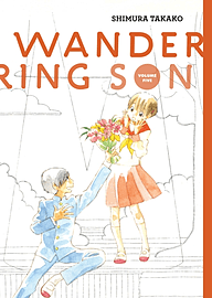 Wandering Son: Book Five (Hardcover)Books