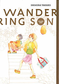 Wandering Son: Book Four (Hardcover)Books