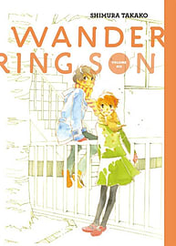 Wandering Son: Book Six (Hardcover)Books
