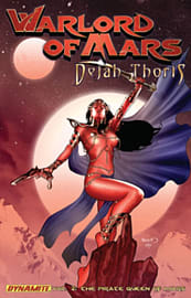 Warlord of Mars: Dejah Thoris Volume 2 - Pirate Queen of Mars TP (Paperback)Books