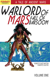 Warlord of Mars: Fall of Barsoom Volume 1 TP (Paperback)Books