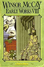Winsor McCay: Early Works: v. 8 (Paperback)Books