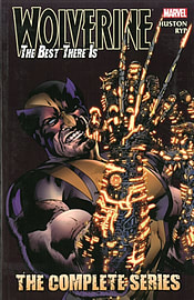 Wolverine - The Best There Is: The Complete Series (Wolverine (Unnumbered)) (Paperback)Books