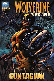 Wolverine: The Best There Is: Contagion (Wolverine (Marvel Hardcover)) (Hardcover)Books