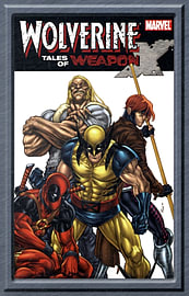 Wolverine: Tales of Weapon X (Paperback)Books