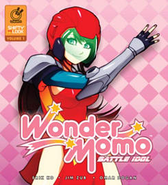 Wonder Momo: Battle Idol Volume 1 (Hardcover)Books