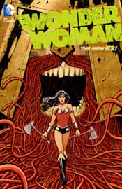 Wonder Woman Volume 4: War HC (The New 52) (Wonder Woman (DC Comics Numbered)) (Hardcover)Books