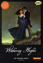 Wuthering Heights the Graphic Novel Original Text (Classical Comics) (Paperback)Books