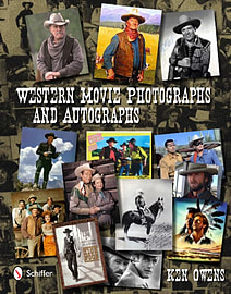 WESTERN MOVIE PHOTOGRAPHS & AUTOGRAPHS (Hardcover)Books