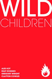 WILD CHILDRENBooks