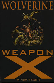WOLVERINE: WEAPON XBooks